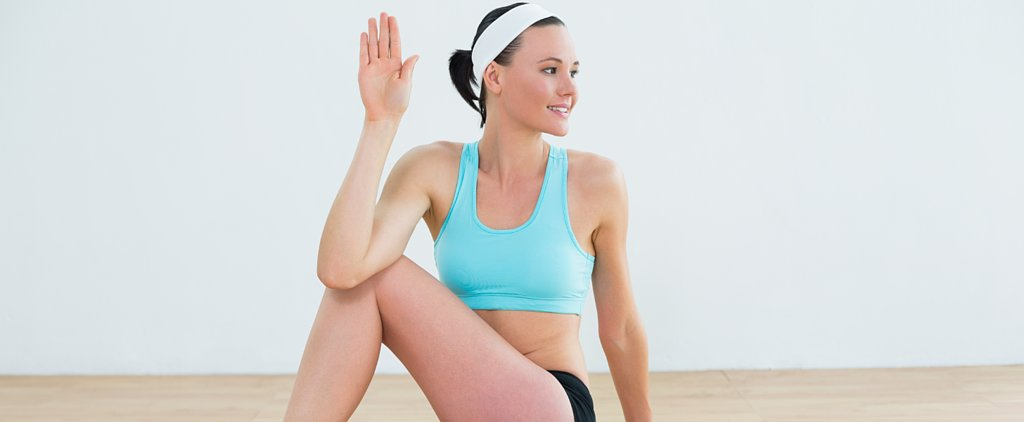 How to Stretch the Toxins Out of Your Body