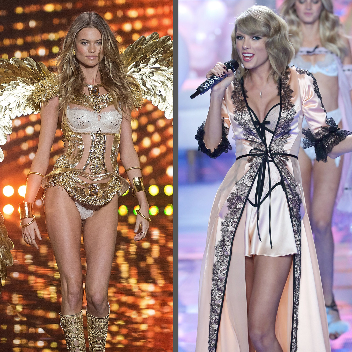 2014 Victoria's Secret Fashion Show Style Share This Link