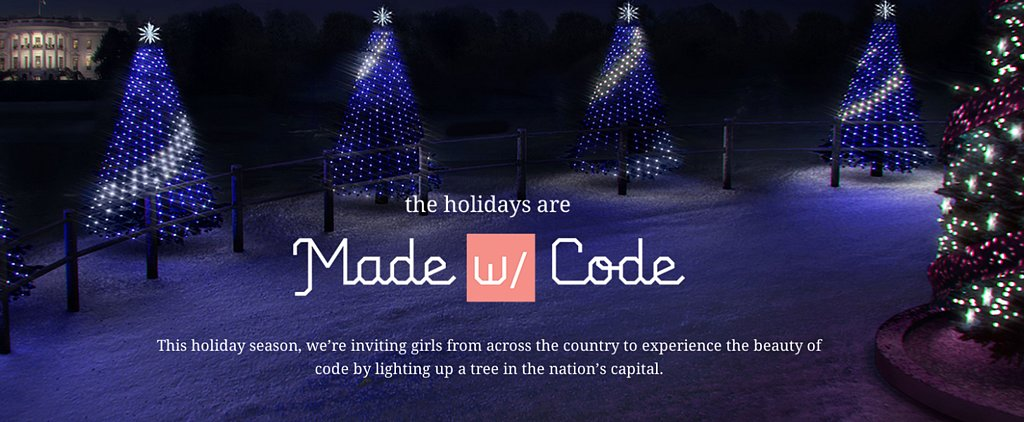 Google's Holiday Project to Get Girls to Code Is Awesome