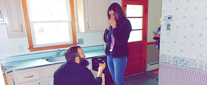 This Tearjerker Proposal Took Place on a Sad Anniversary