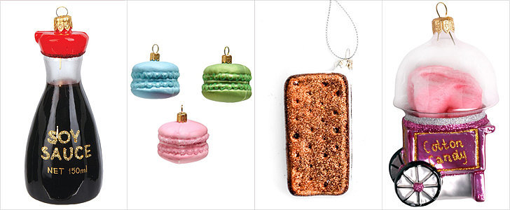 These Festive Food Ornaments Will Take Your Tree to a Tasty New Level