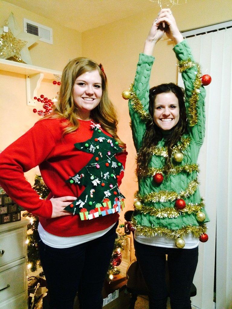 Ugly Christmas Sweater DIYs | POPSUGAR Australia Smart Living
