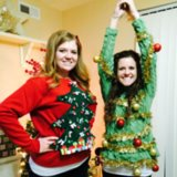 Ugly Christmas Sweater DIYs