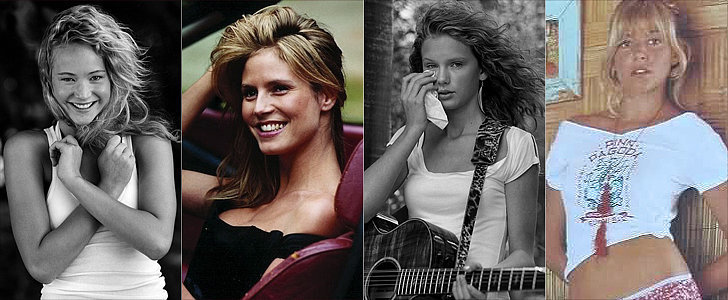 You Won't Believe These 28 Stars Were Once Abercrombie Models
