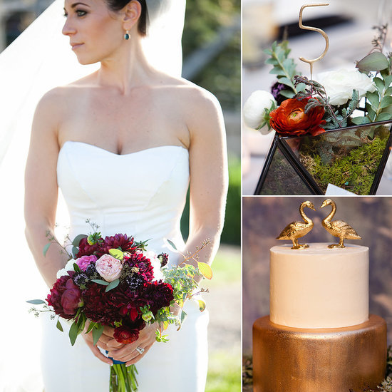 Chic Modern Wedding Inspiration