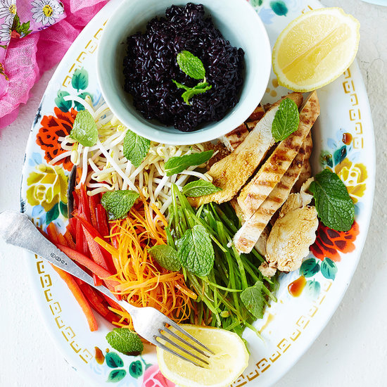 Healthy Chicken Salad by Lorna Jane
