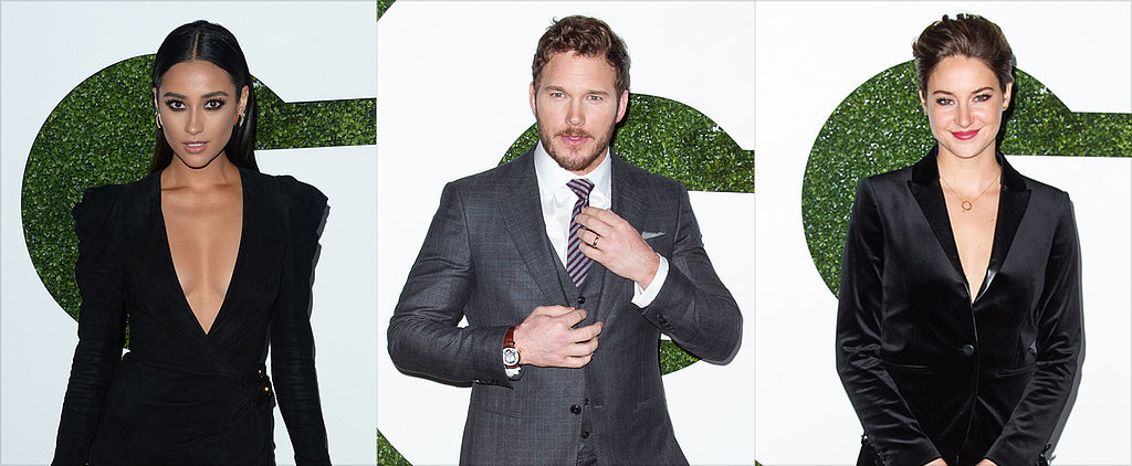 GQ's Men of the Year Brought the Fashion Party