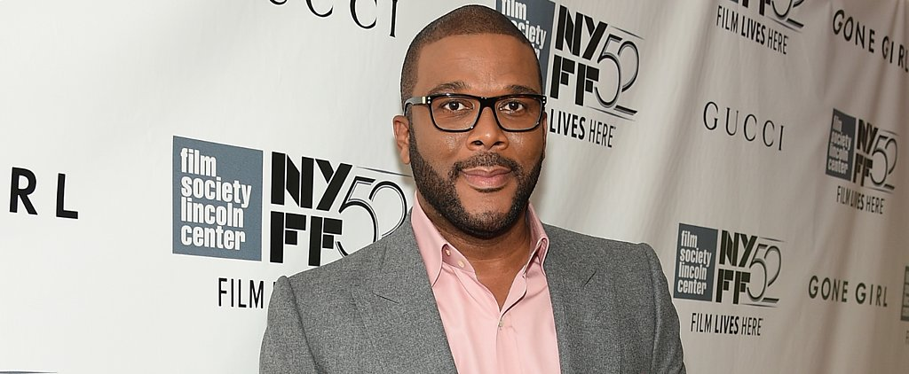 Tyler Perry Welcomes His First Child