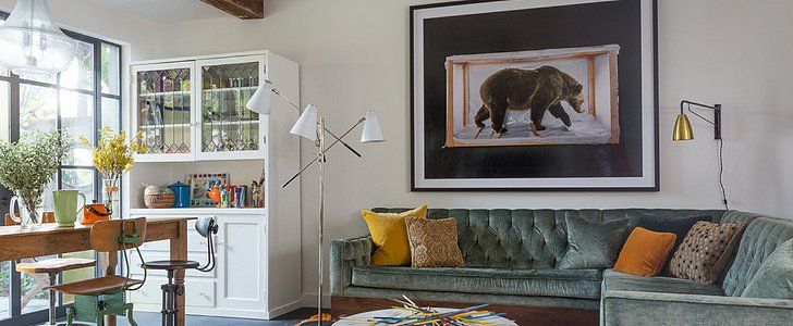 Tour This Eclectic and Stylish Family Home