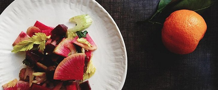 Switch to This Colorful, Lettuce-Less Salad For Winter