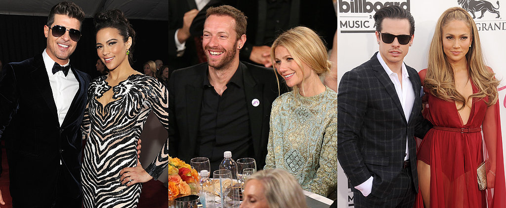 It's Over: The Biggest Celebrity Breakups of 2014