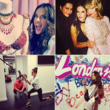 Alessandra Ambrosio Shares Her London Instagram Diary (Exclusive!)