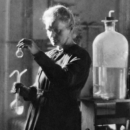 Albert Einstein Letter to Marie Curie