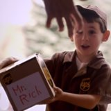 "UPS ""Your Wishes Delivered"" Commercial"