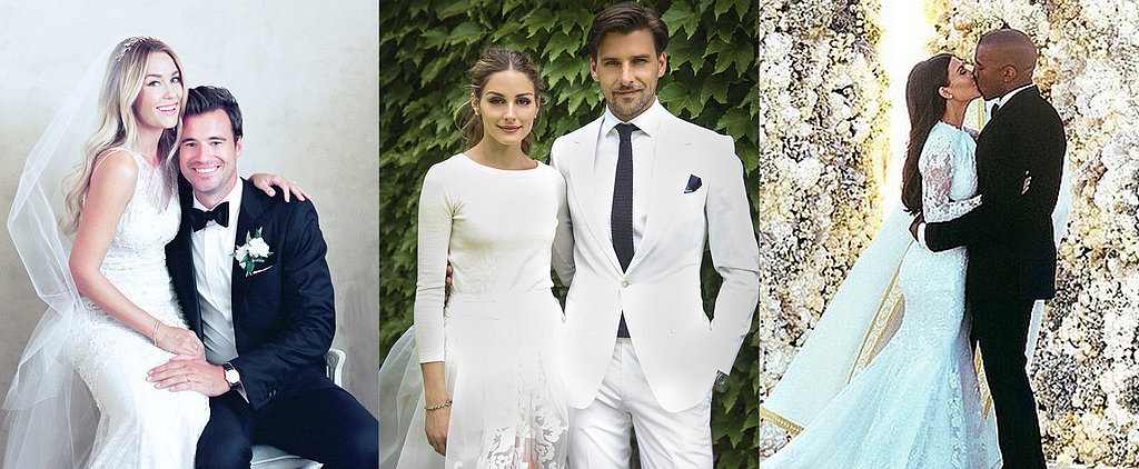 All the Celebrities That Came Down With Wedding Fever in 2014