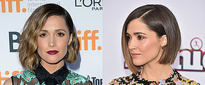 Could Rose Byrne's Hair Get Any Shinier?
