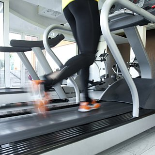 A Treadmill Workout to Help You Run Faster