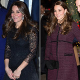 Kate Middleton Maternity Style in NYC 2014