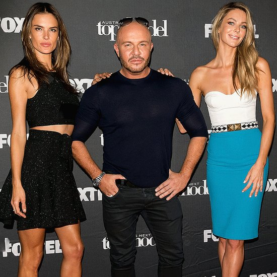 Celebrity Guest Judges on Australia's Next Top Model 2015