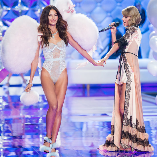 "Victoria's Secret Models Are Just Like Us! Watch Them Lip-Sync ""Shake It Off"""