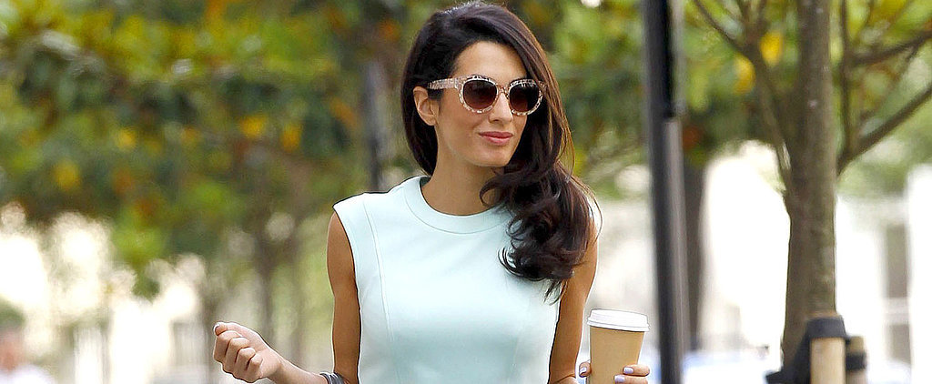Would You Wear Amal Alamuddin's Namesake Handbag?