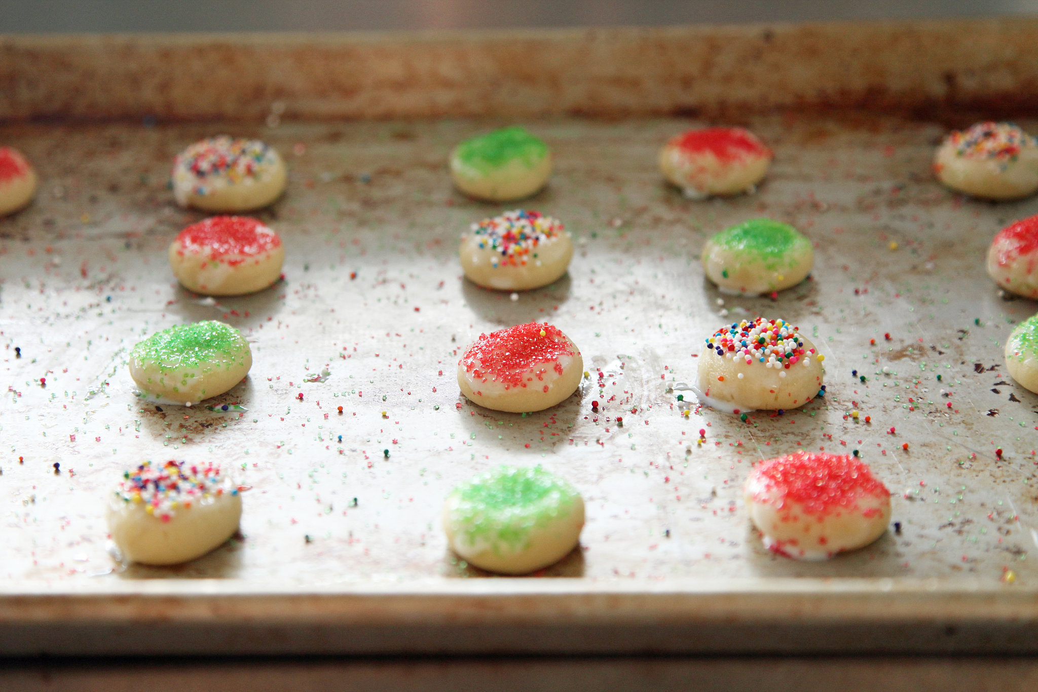 Chewy Sugar Cookie Recipe