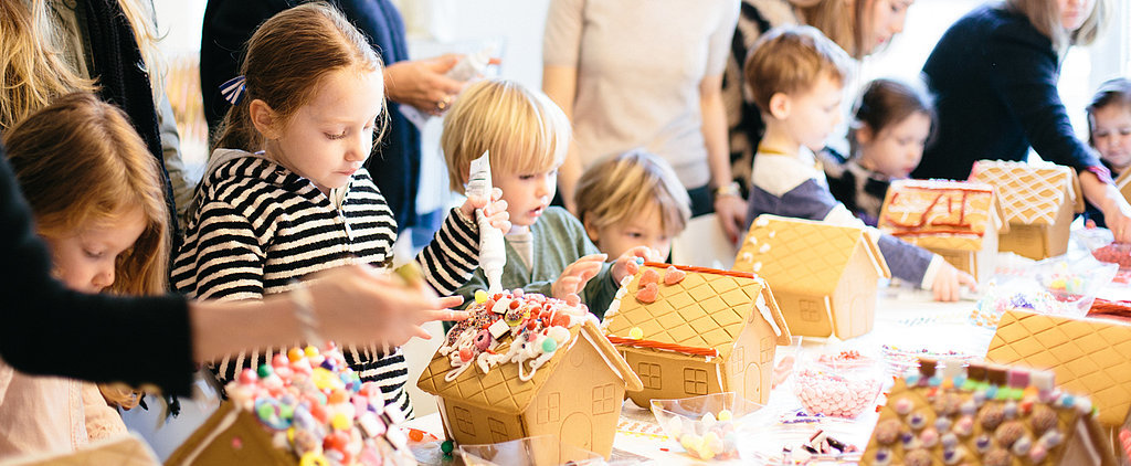 Candy, Icing, and Sugar Galore: The Chicest Gingerbread Party We've Ever Seen
