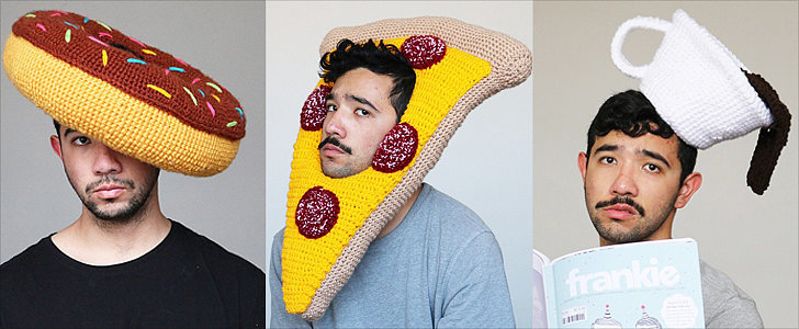 We'll Take 1 of the Pizza Hats, Please