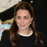 Kate Middleton Side Eye GIF