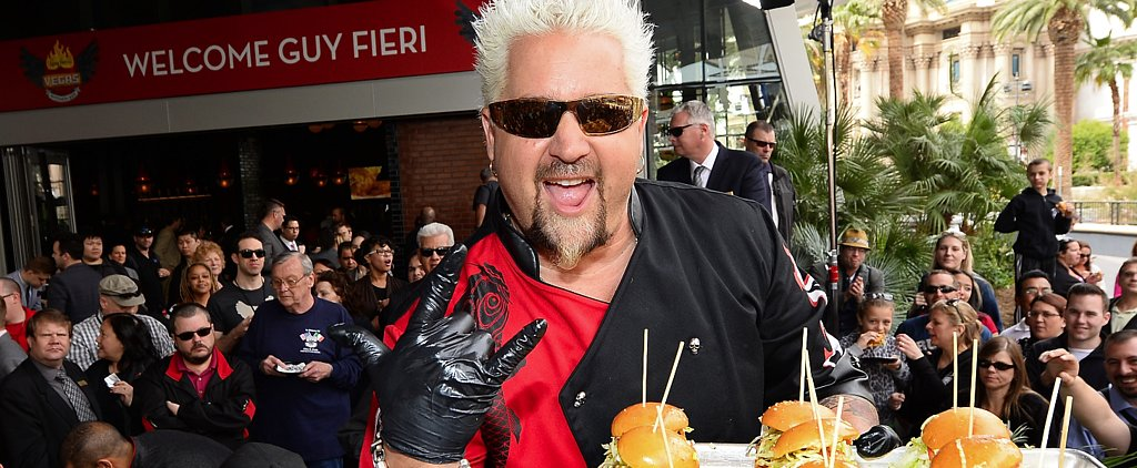 10 Little-Known Facts About Guy Fieri