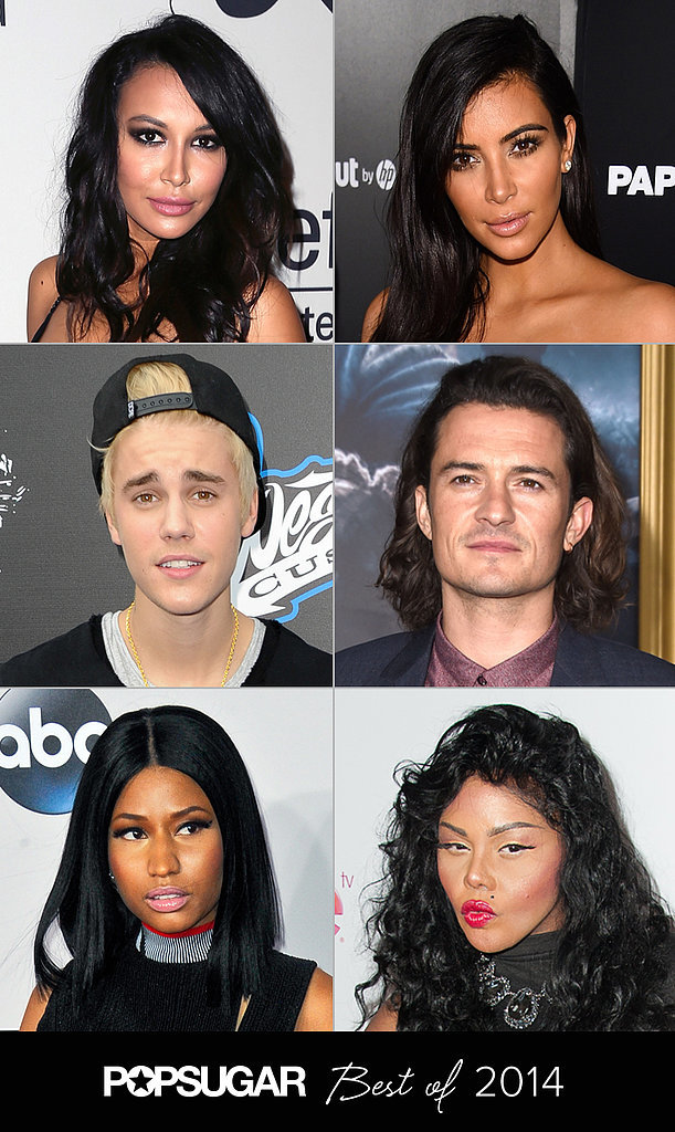 The Biggest Celebrity Feuds of 2014: Whose Side Are You On?