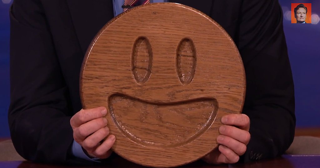 Old-Fashioned Wood Emoji Are Absolutely Real and Available to Purchase