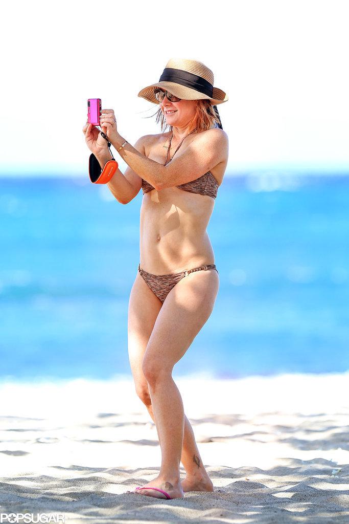 alyson hannigan bikini