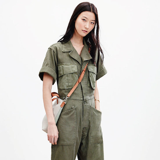 Madewell Spring 2015 Collection Lookbook