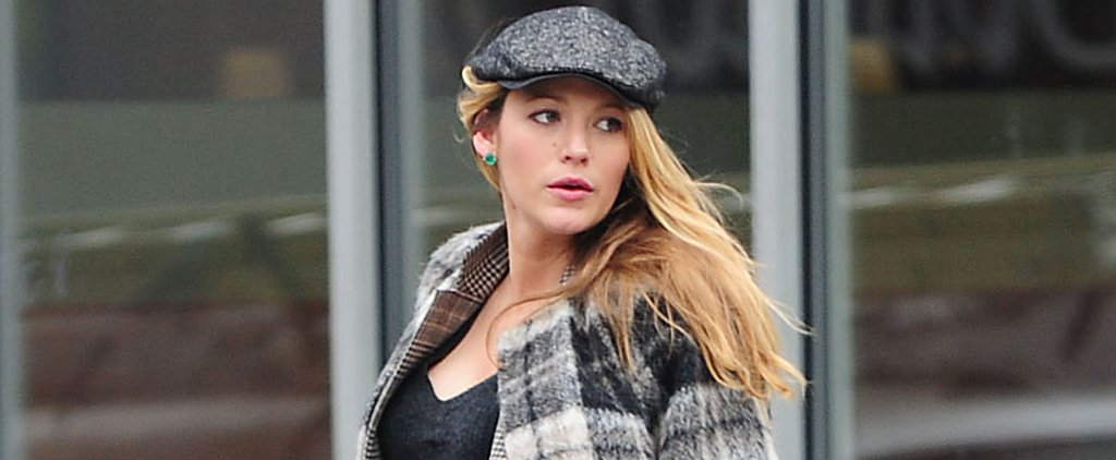 Blake Lively Bundles Up For Her Latest Big Apple Outing
