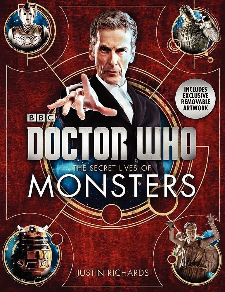 Monsters of Doctor Who Book