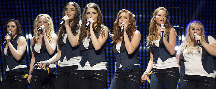 The First Official Pictures of Pitch Perfect 2 Are In!