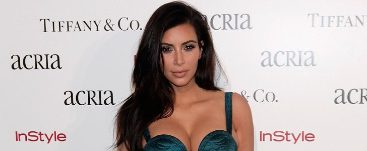 Kim Kardashian Blames God For Her Pregnancy Weight Gain