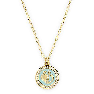 C. Wonder Delicate Enamel Zodiac Necklace