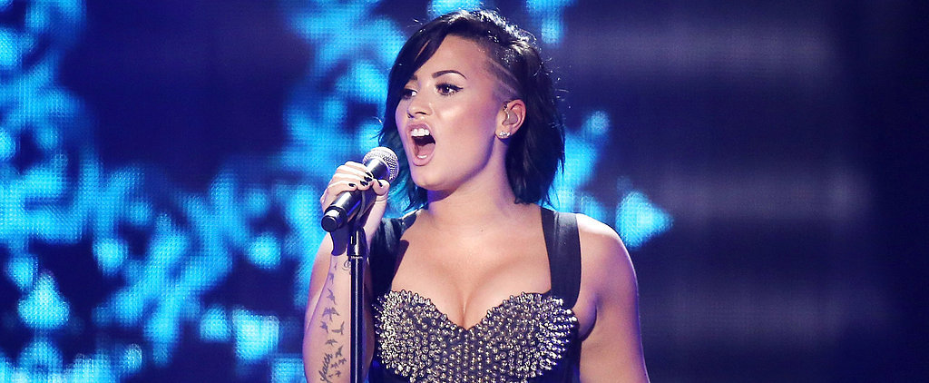 "Demi Lovato's Version of ""Let It Go"" Will Get the Song Stuck in Your Head Again"