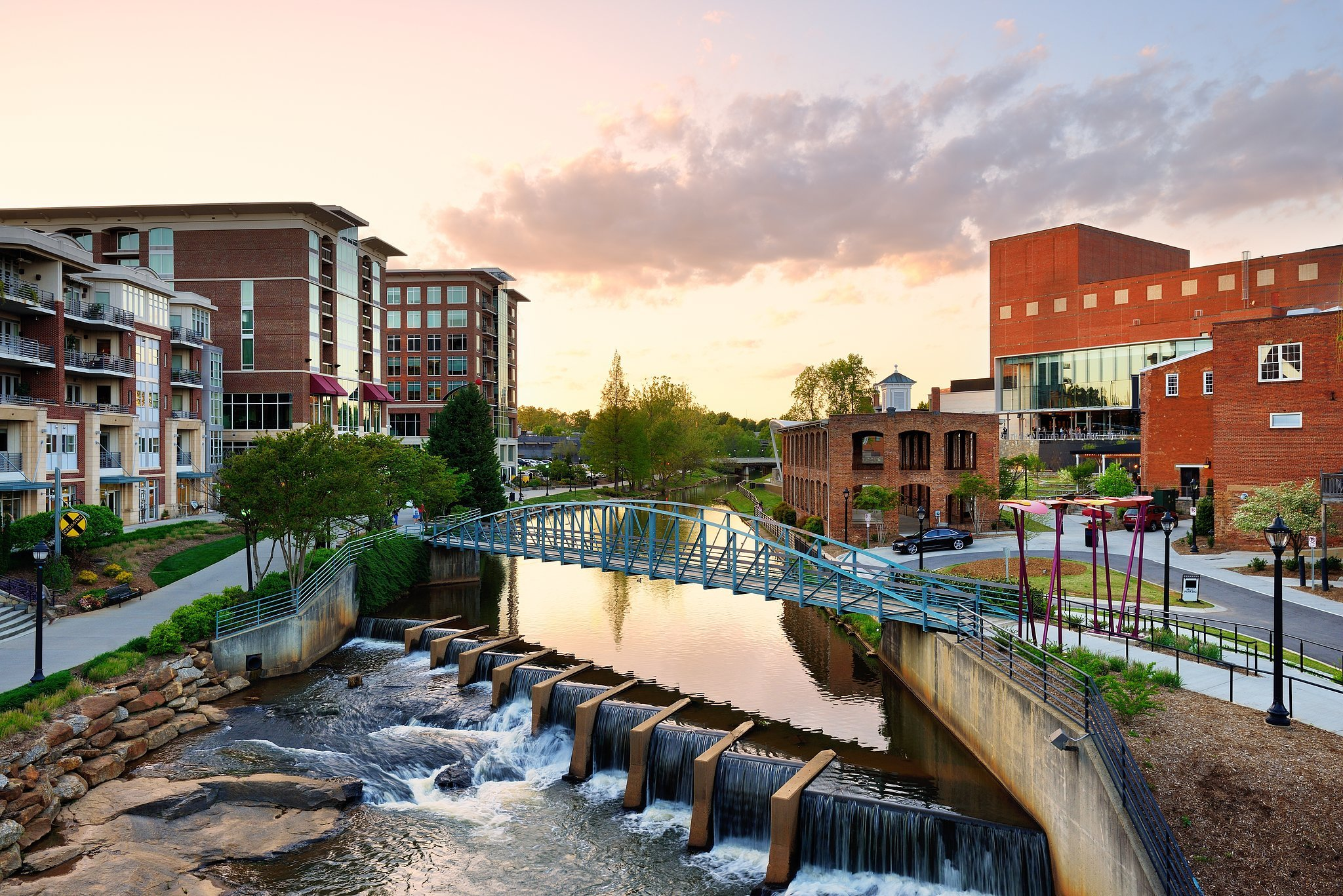 Greenville sc the 10 places in the us you absolutely have to visit
