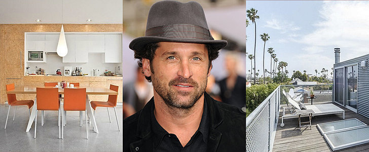 Patrick Dempsey Scooped Up a Famous California Home