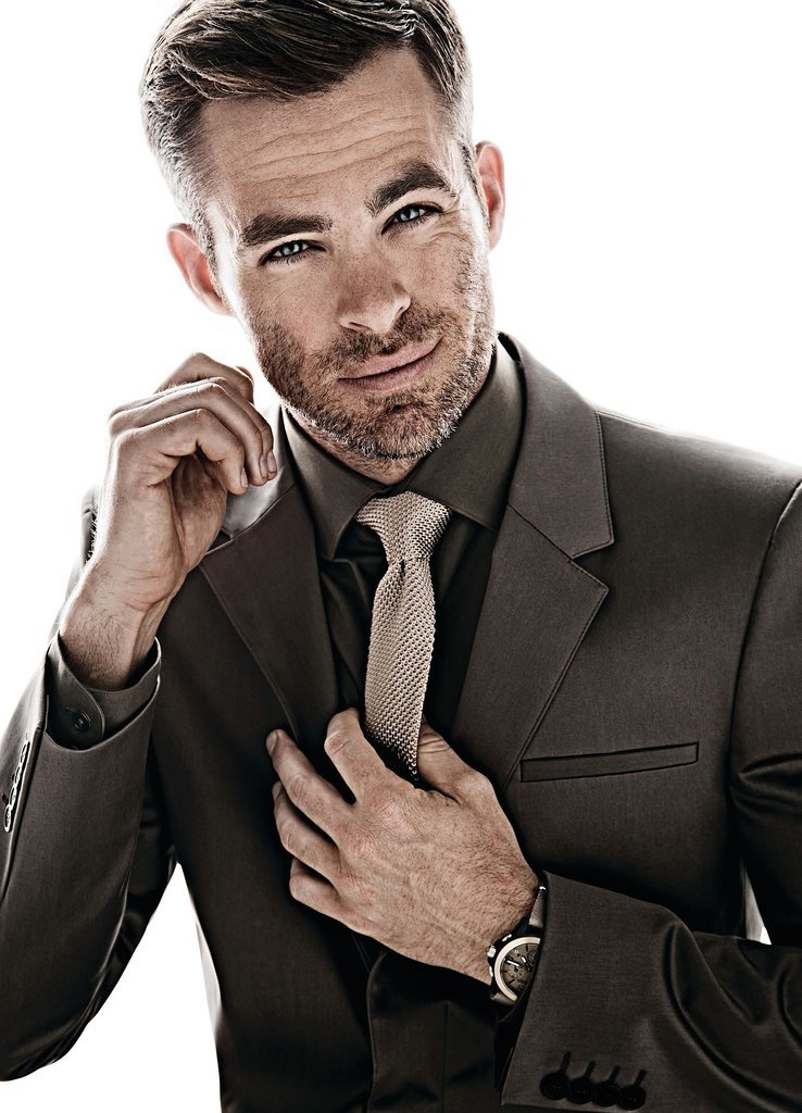 Image result for chris pine sexy