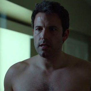 Ben Affleck's Penis in Gone Girl