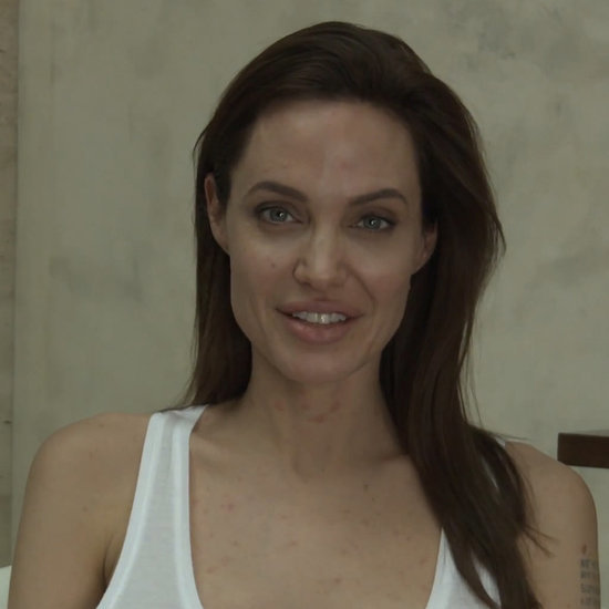 Angelina Jolie Chicken Pox Video
