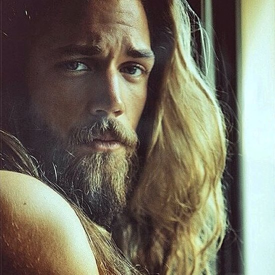 Hot Pictures of Swedish Male Model Ben Dahlhaus