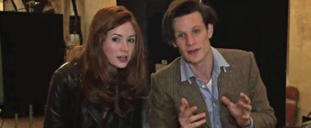 Your Favorite Doctor Who Characters Sing a Christmas Carol
