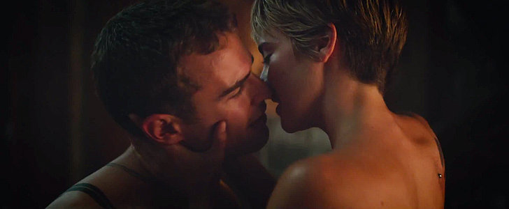 Insurgent Just Got a Whole Lot Sexier With a New Trailer