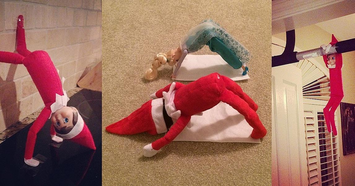 Healthy Elf On The Shelf Ideas Popsugar Fitness