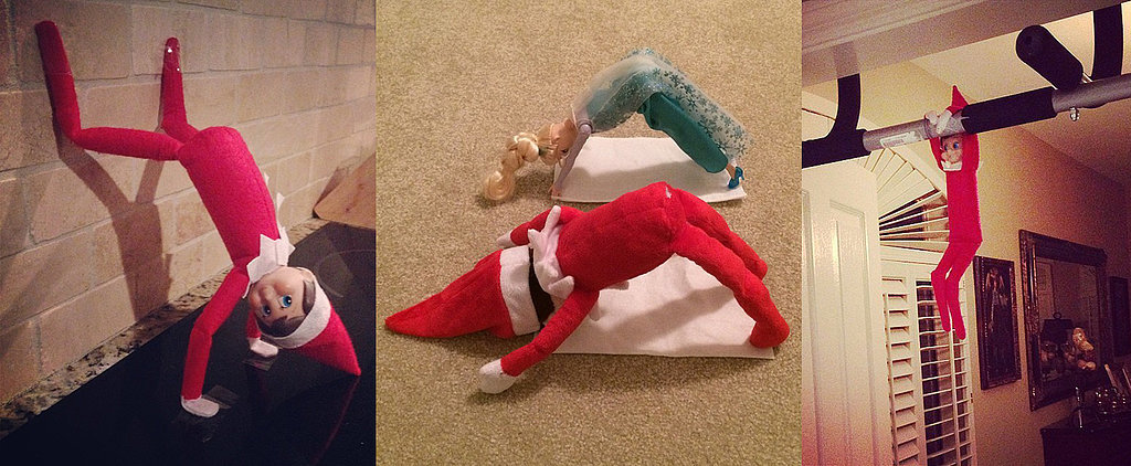 How the Elf on the Shelf Wards Off Holiday Weight Gain